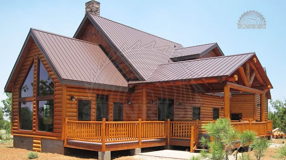 Блок хаус сосновый цельный 20 мм х 118/146 мм х 4,55-7,00 м