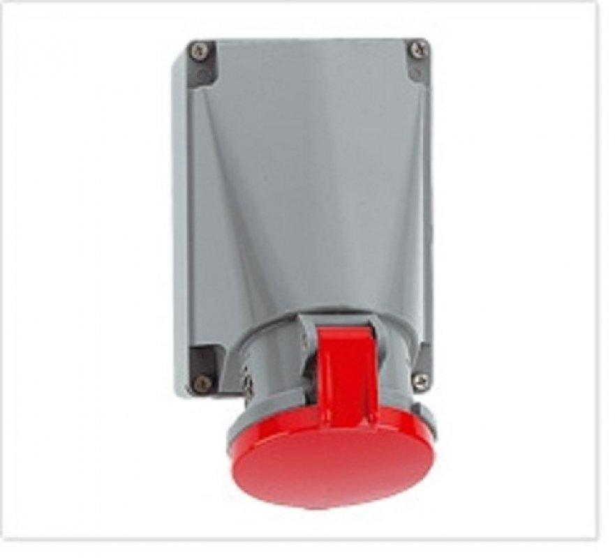 Розетка с настенным креплением для опасных условий, IP44
