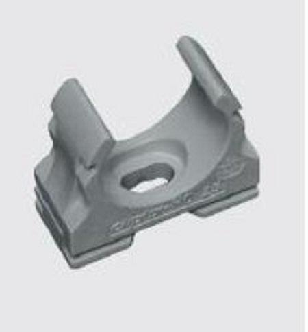 Пластиковая крепёжная клипса clipfix для труб
