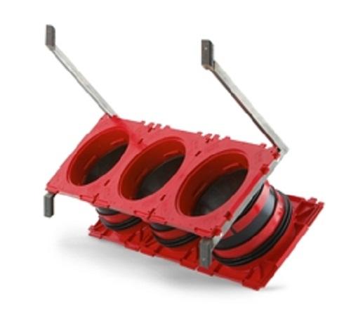 Наклонный кабельный ввод HSI 150