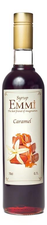 Сироп для коктейлей Карамель ТМ  ЕММІ