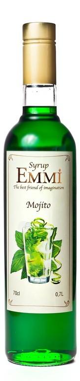 Сироп для коктейлей Мохито ТМ  ЕММІ