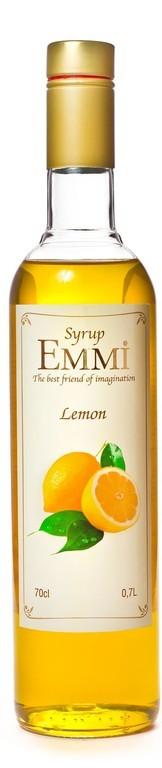 Сироп для коктейлей Лимон ТМ  ЕММІ
