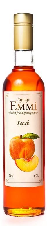 Сироп для коктейлей Персик ТМ  ЕММІ