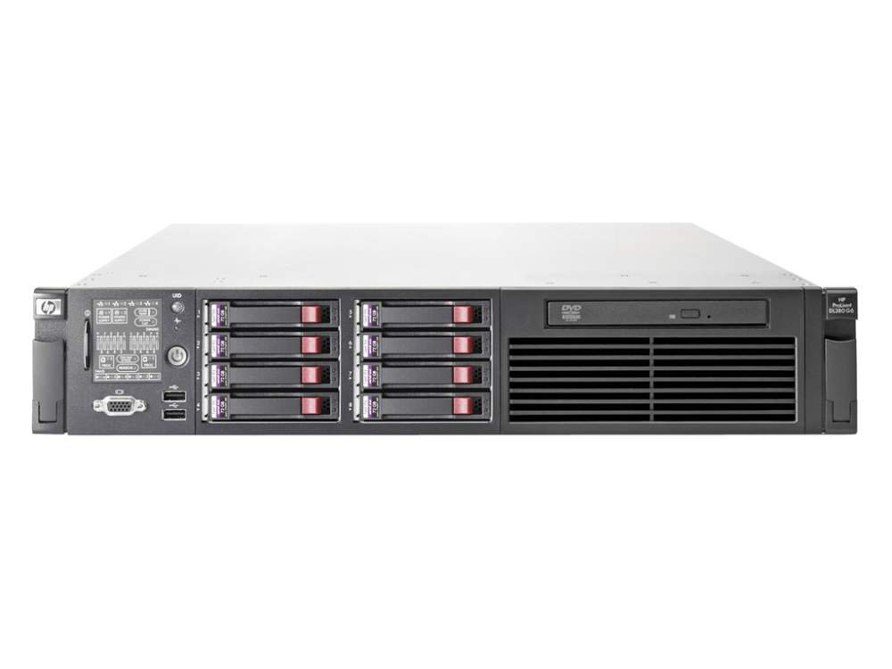 Серверы HP Proliant DL380 G6 2 x Xeon X5540