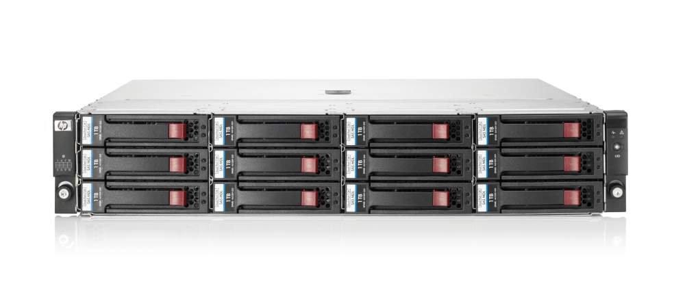 Дисковый массив HP StorageWorks MSA60
