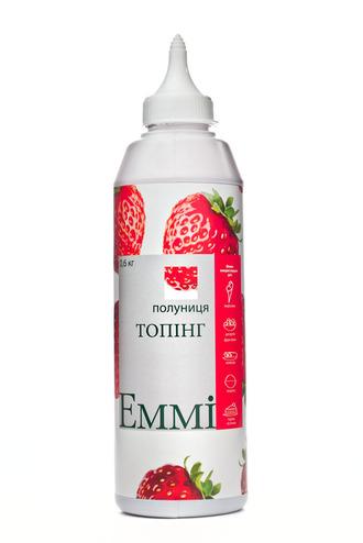 Топпинг Клубника ТМ  ЕММІ