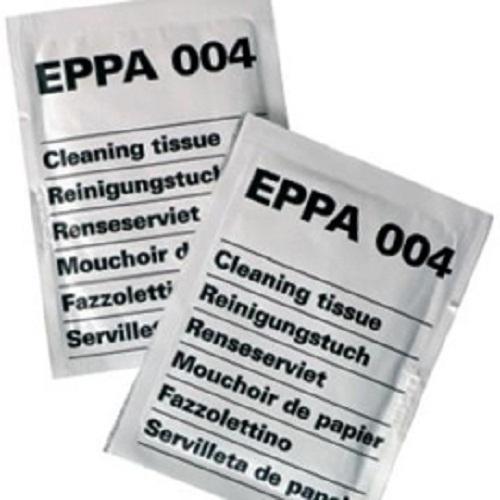 Салфетки EPPA-004 для обезжиривания металлических и полимерных поверхностей