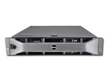Сервер DELL POWEREDGE R710 Xeon 2x X5650