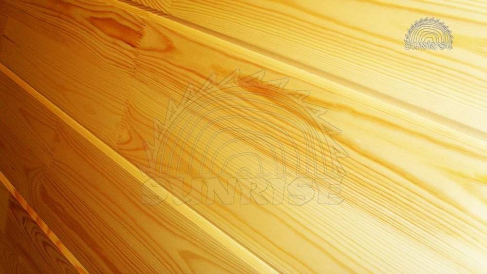 Imitation of a wall panel of 20 mm x 118/146 mm x 2,0-2,8 m