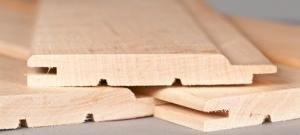 Вагонка для сосновая деревянная для бани