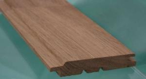 Вагонка деревянна сосновая клеенная - 12х96х2800мм
