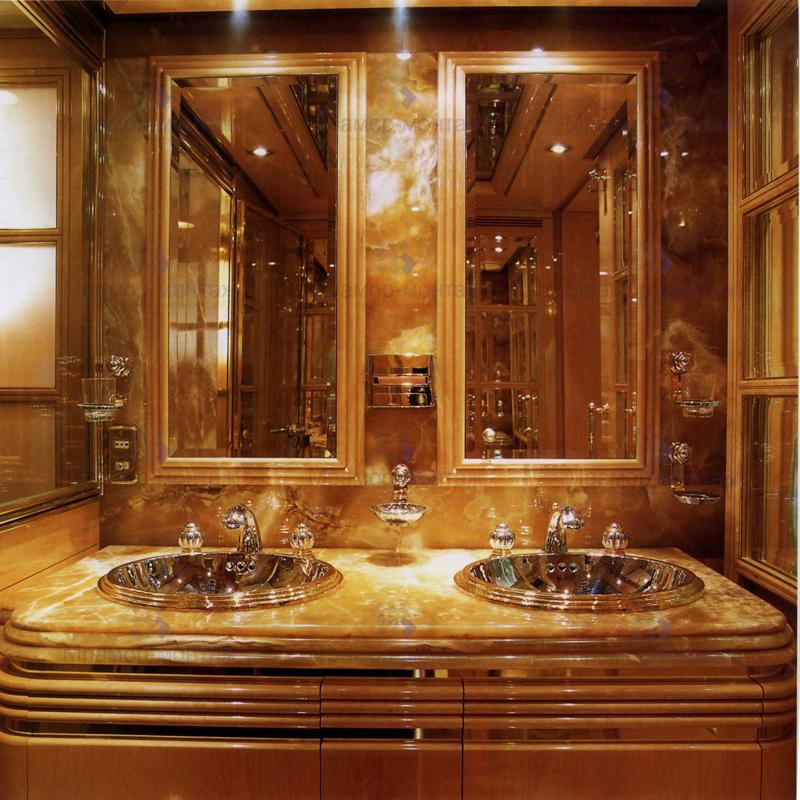 Купить Столешницы для ванной гранитные