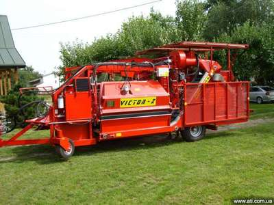 Buy The combine for cleaning of currant, a black-fruited mountain ash, a dogrose