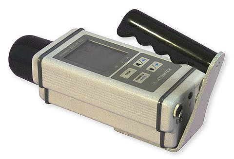 Дозиметры, радиометры
