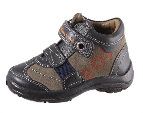 Купить Ботинки для мальчика кожаные демисезонные