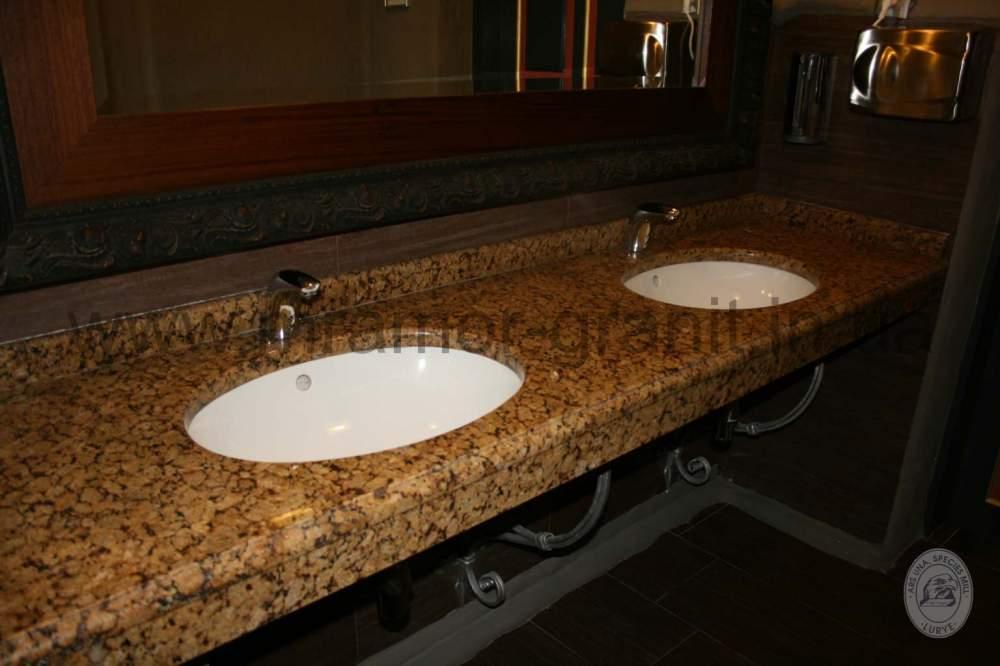 Гранитная столешница для ванной цена столешница мурманск