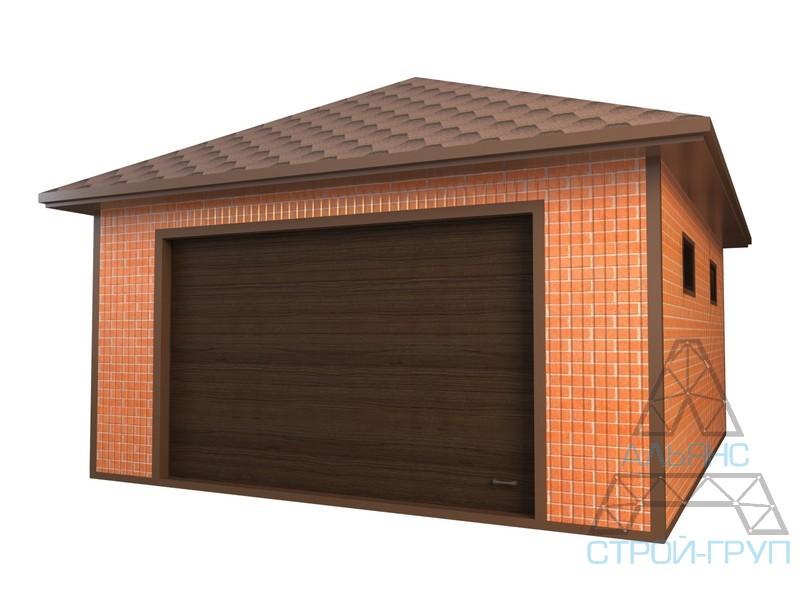 Buy Garages metal. Garages No. 3