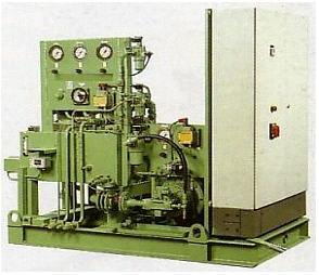 Купити Станції гідроприводні з радіально-поршневими насосами (тиск у гідросистемі - до 50 Мпа, подача від 5,5 л/хв до 435 л/хв)