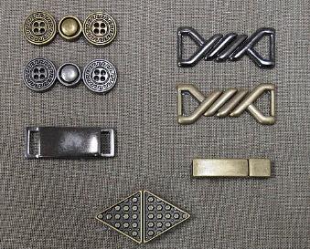 Купити Застібки металеві