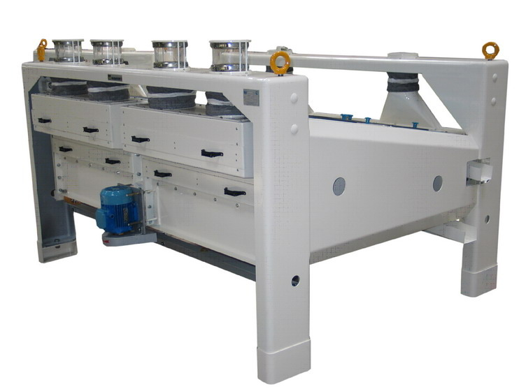 Сепаратор зерноочистительный А1-БСП-100