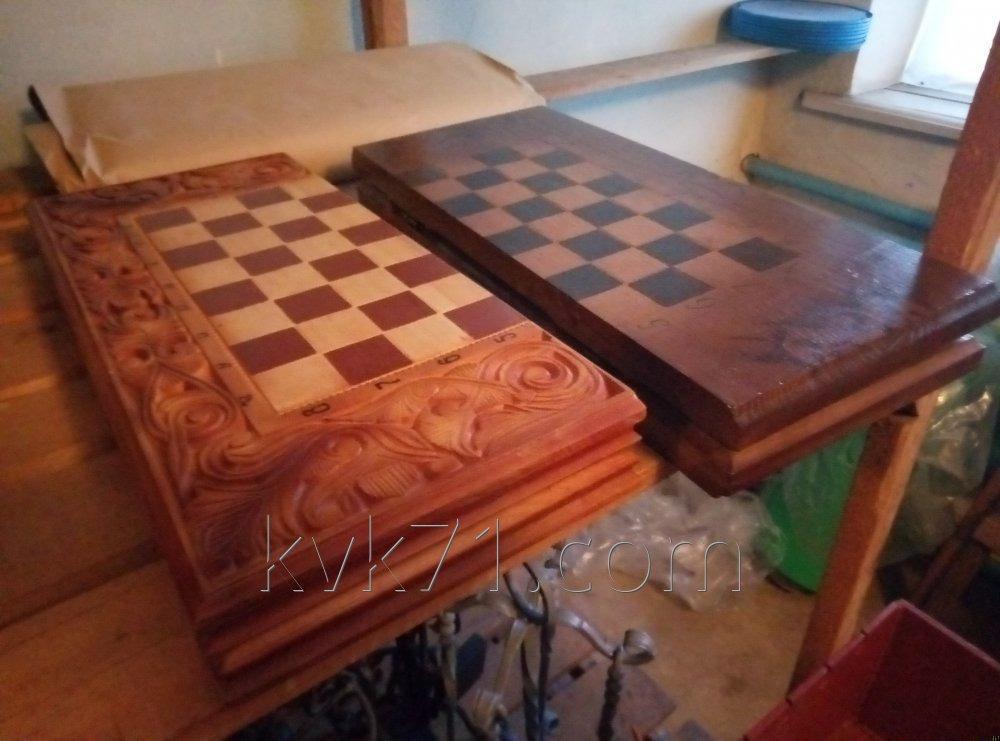 Купити Нарди, шахи ручної роботи