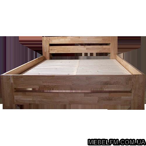 Купить Двуспальная кровать Жак из натурального дерева