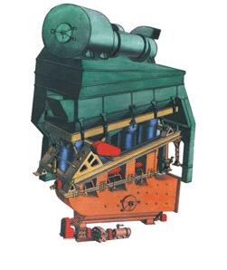Сепаратор вибропневматический СВП-5,5х1