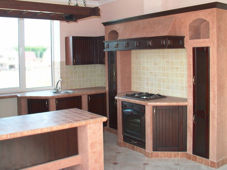 Купить Мебель из натурального дерева, арт. 4, Мебель кухонная