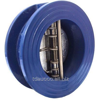 Купить Клапан обратный межфланцевый (подпружининый) Ду80 Ру16
