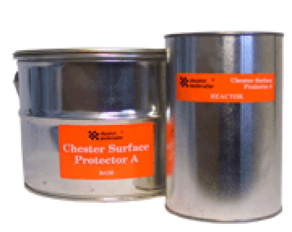 Двухкомпонентный  эпоксидный защитный материал Chester Surface Protector A, 2,25кг