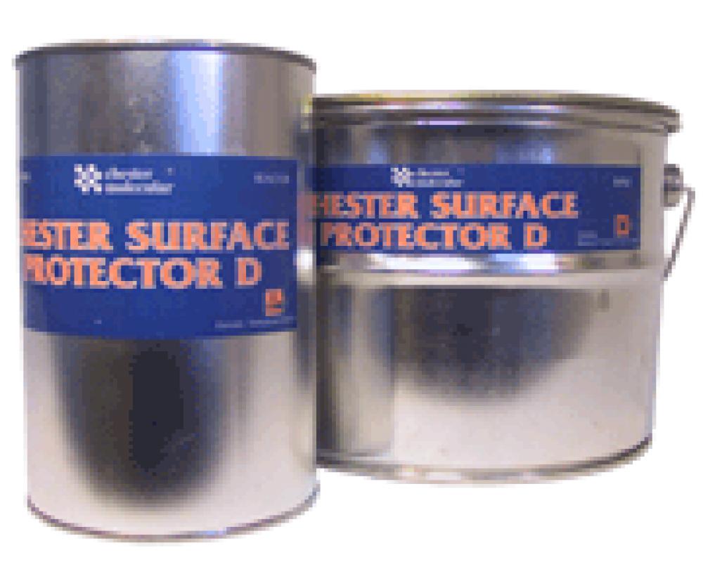 Двухкомпонентный жидкий защитный материал Chester Surface Protector D 2,5кг