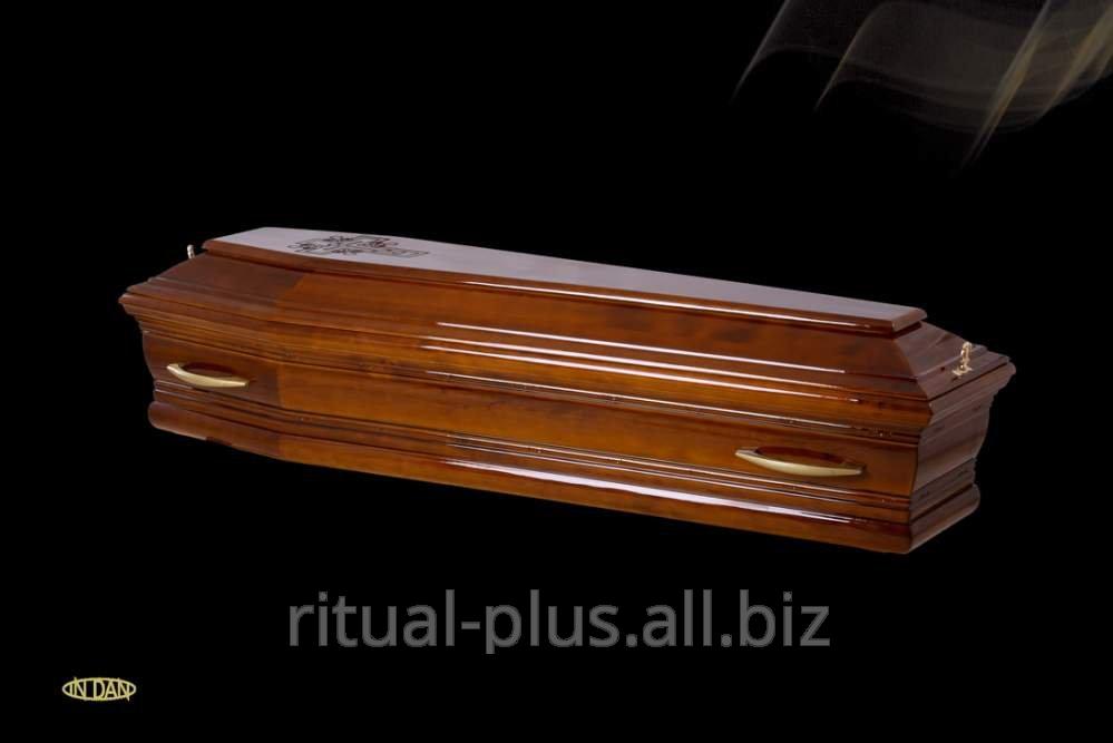 Гроб  VIP Кристи