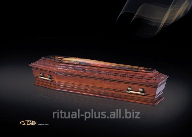 Элитный гроб VIP картина