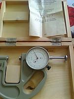 Толщиномер ТР 25-60Б ГОСТ 11358-74 (0-25мм)