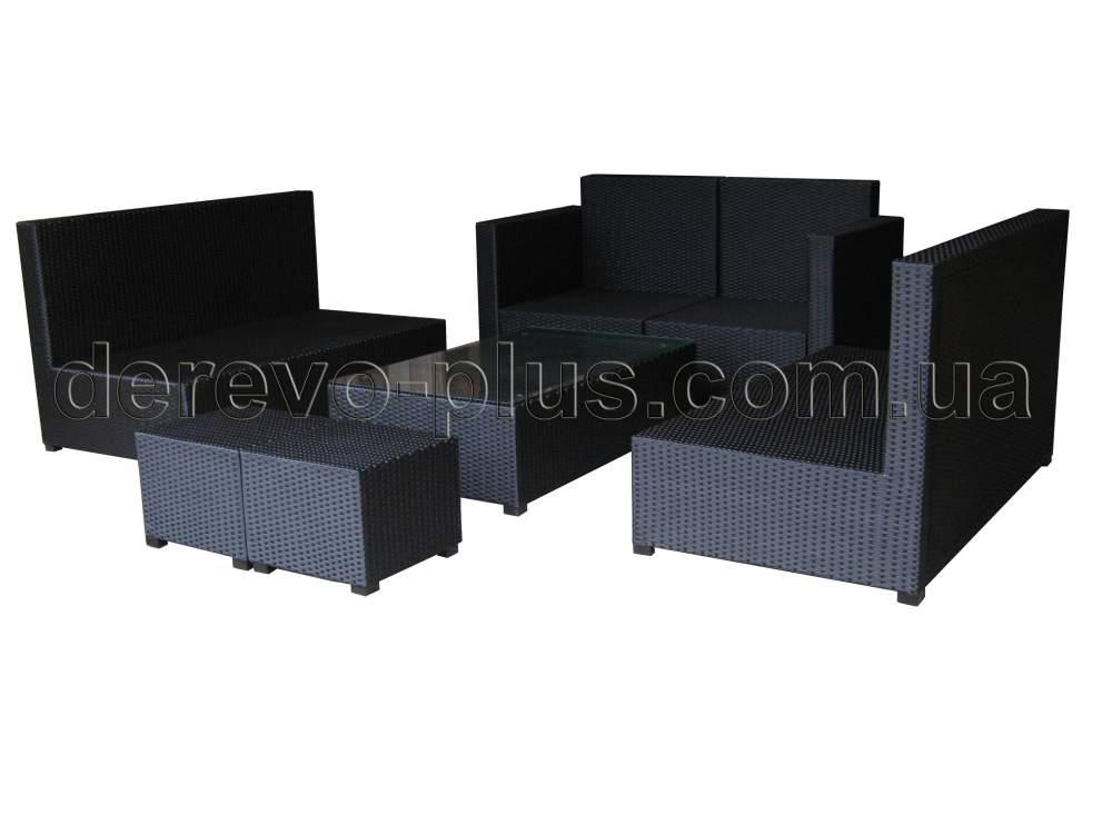 Мебель из ротанга (искусственного, техноротанга)