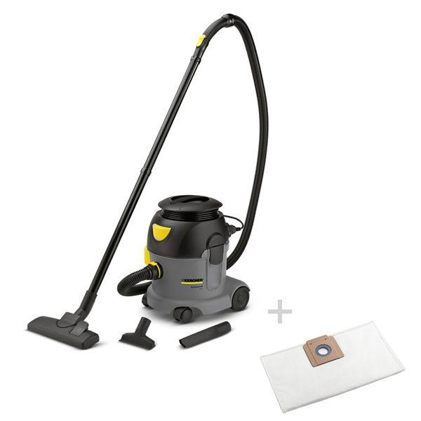 Купить Пылесос для сухой уборки T 10/1 Adv + фильтр мешки