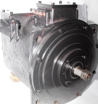 Купить Шахтные тяговые электродвигатели ДТРН-33АС