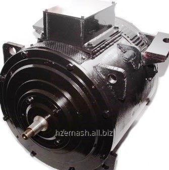Тяговый электродвигатель ДТРН-12\7
