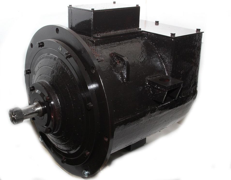 Тяговый электродвигатель ДТРН 45/27 для контактных рудничных электровозов