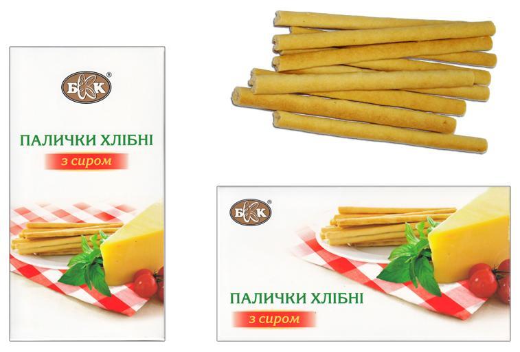 Купить Хлебные палочки с сыром