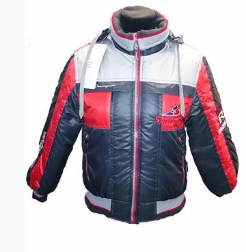 """Купить Куртка утепленная Демисезонная курточка для мальчика """"Racing"""""""
