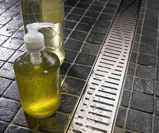 Душевой канал с горизонтальным фланцем 785мм ACO Shower Drain C-line