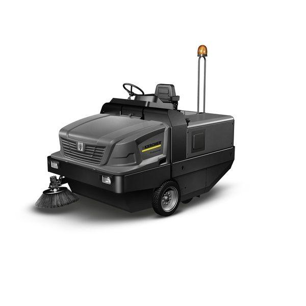 Купить Подметально-всасывающая машина KM 150/500 R D 4W