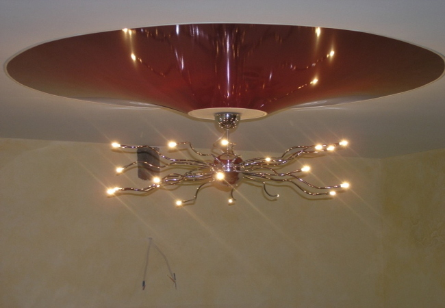 Buy Multilevel stretch ceilings