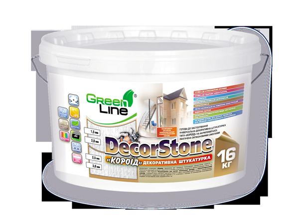 Декоративная штукатурка «DecorStone»