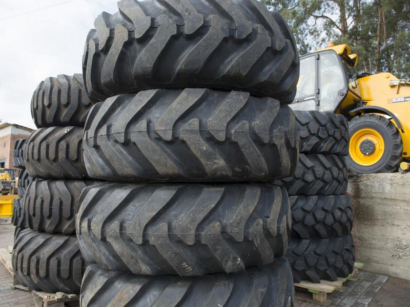 Comprar Las ruedas para los cargadores telescópicos