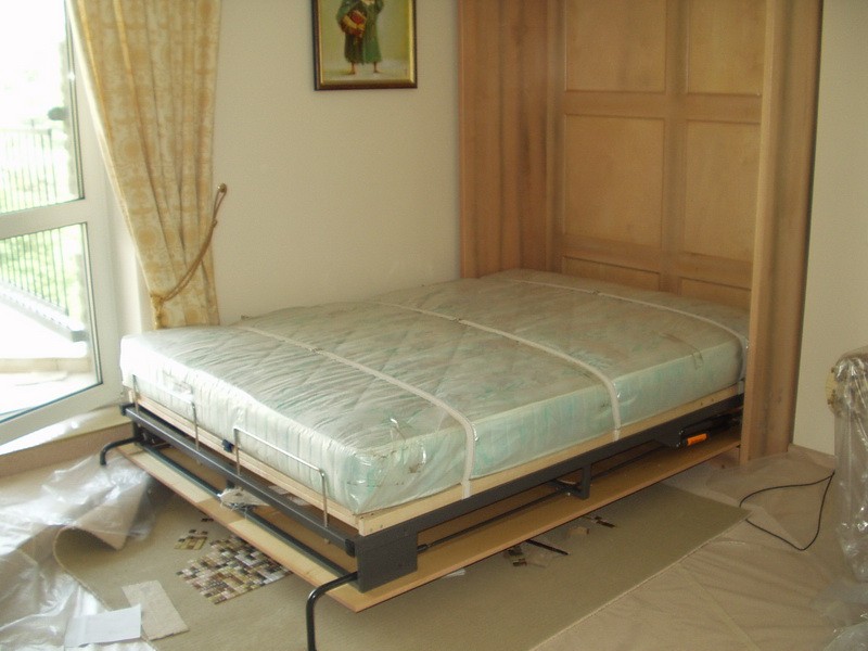 Furniture Transformers Folding Bed Production Of