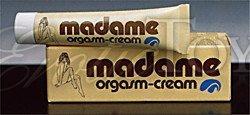 Крем оргазма–Мадам