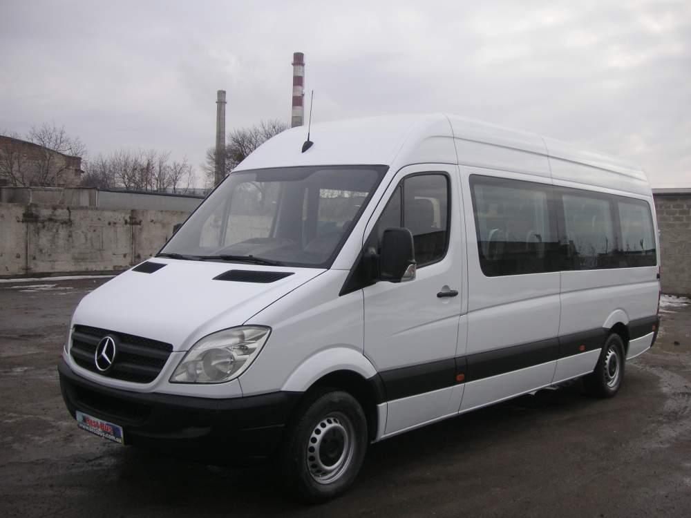 Купить Пассажирський микроавтобус, Mercedes-Benz Sprinter 311 пас
